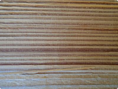 riven red cedar grain