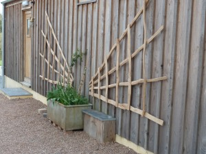 Cleft Oak Trellis
