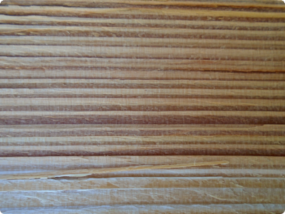 riven red cedar grain
